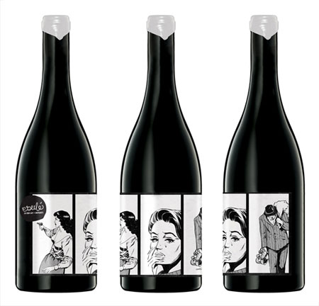 Esule-wine-labels